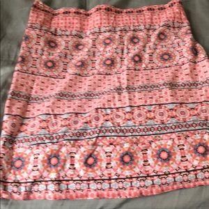 BNWT torrid size 4 pencil skirt